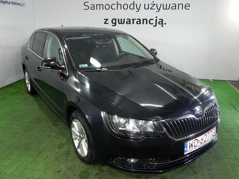 skoda superb 1 8 tsi ambition benzyna 2013 r. Black Bedroom Furniture Sets. Home Design Ideas