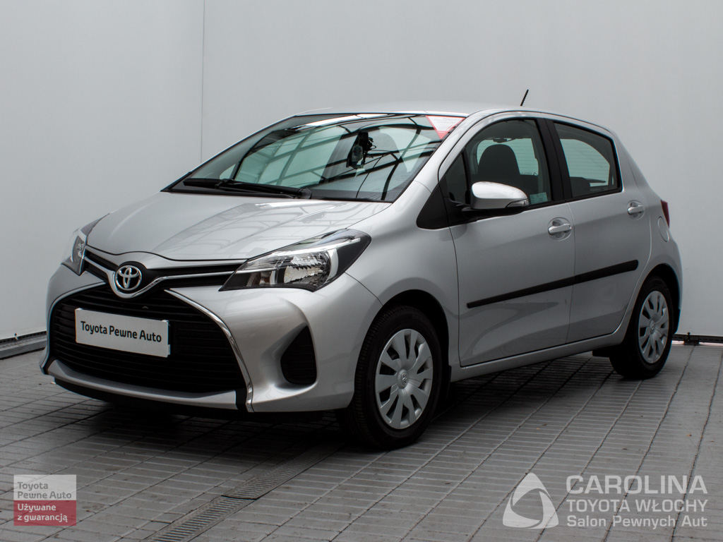 toyota yaris 1 3 active benzyna 2014 r. Black Bedroom Furniture Sets. Home Design Ideas