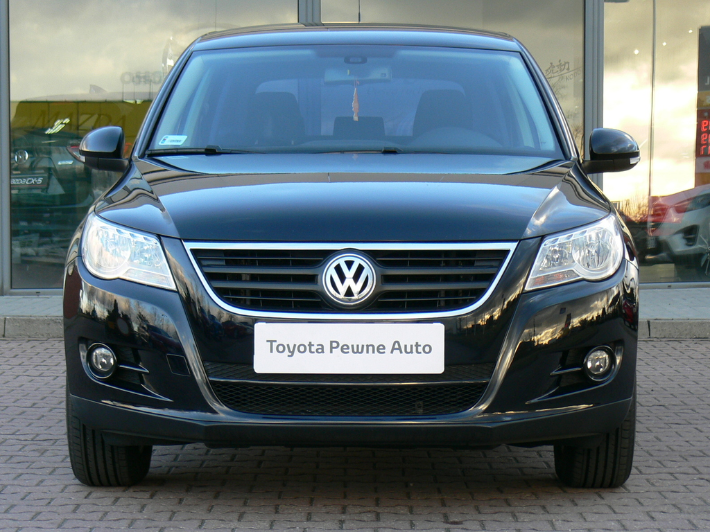 volkswagen tiguan 1 4 150km 4x4 oferta dealer benzyna. Black Bedroom Furniture Sets. Home Design Ideas