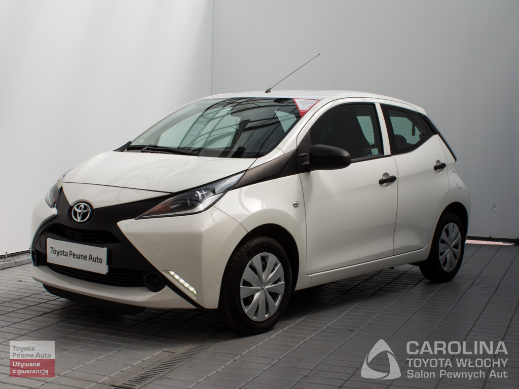 toyota aygo 1 0 vvt i x play x touch desin benzyna 2014 r. Black Bedroom Furniture Sets. Home Design Ideas