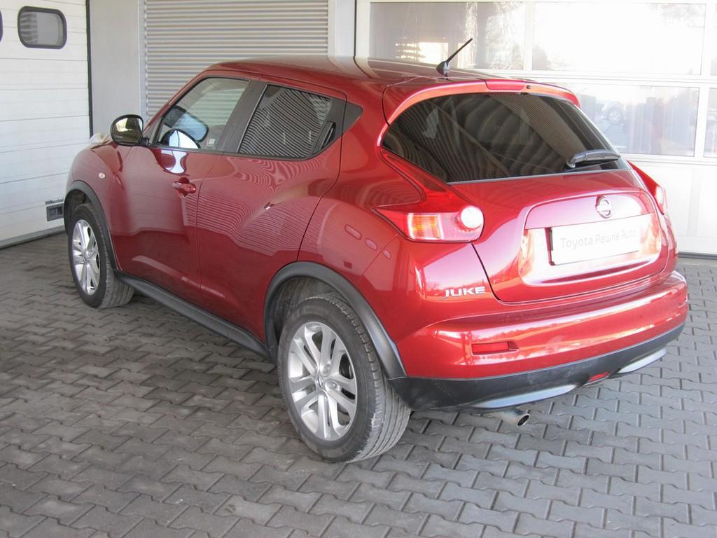 Nissan juke 1 6 tekna krajowy i w benzyna 2011 r for Nissan juke tempomat