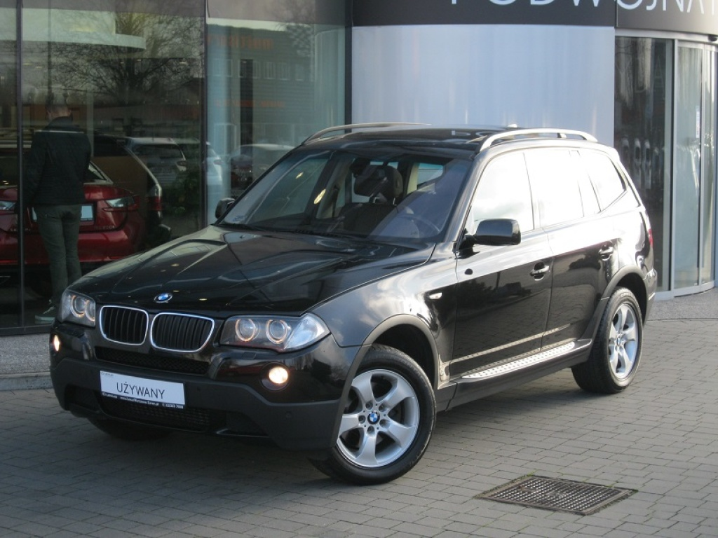 bmw x3 inne 2008 r. Black Bedroom Furniture Sets. Home Design Ideas