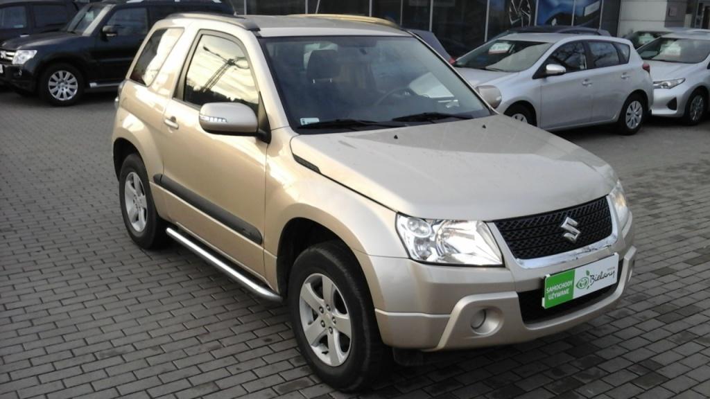 Suzuki Polska Samochody Uzywane