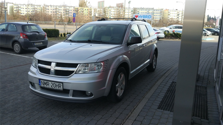 Dodge Journey 2.0 CRD SXT aut Inne, 2008 r.