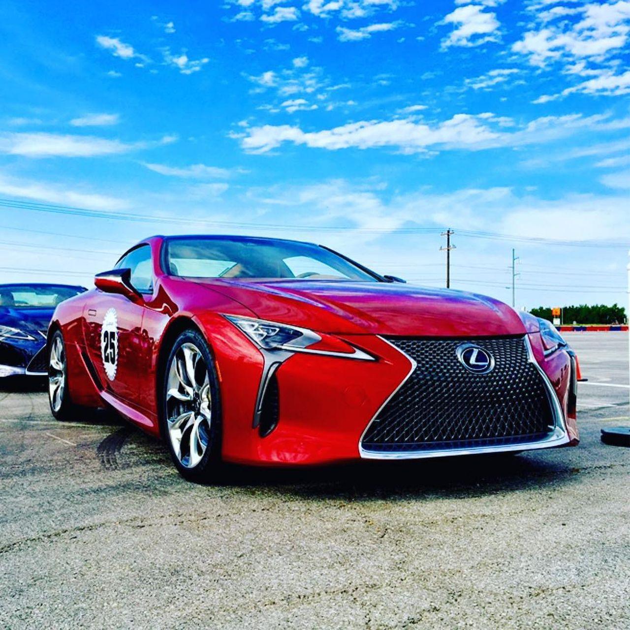 Lexus Performance Driving School Tour