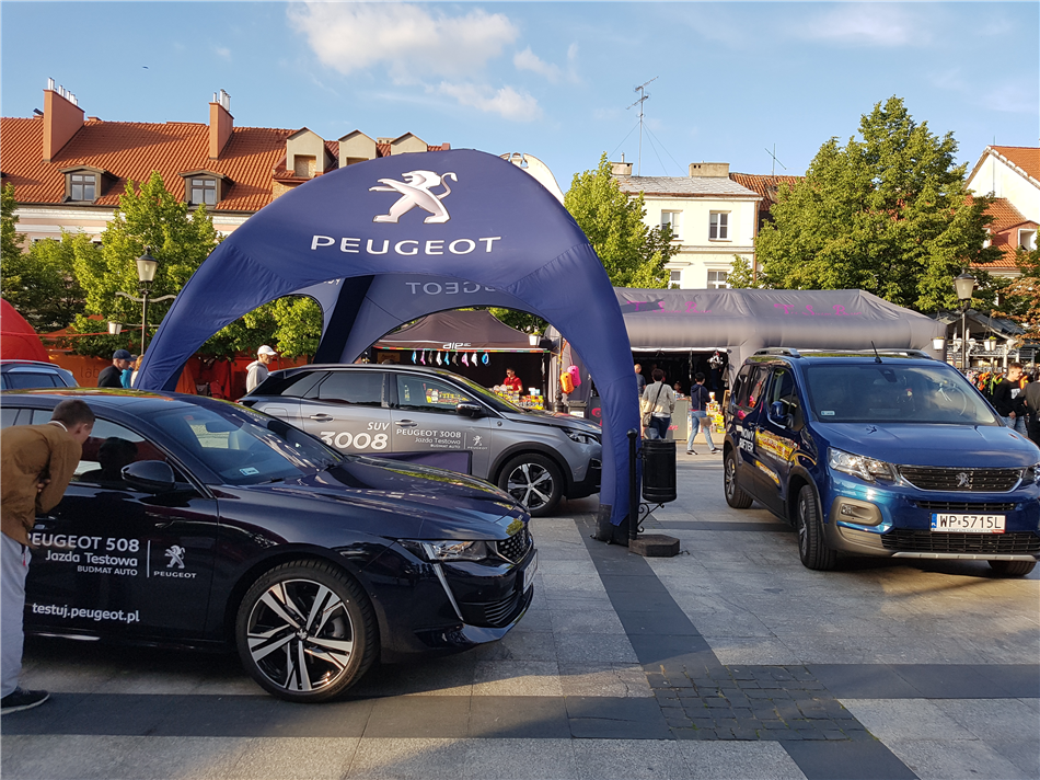 Peugeot do wygrania w Garmin Iron Triathlon