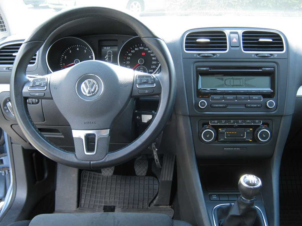 volkswagen golf vi 1 4 tsi highline benzyna 2009 r. Black Bedroom Furniture Sets. Home Design Ideas