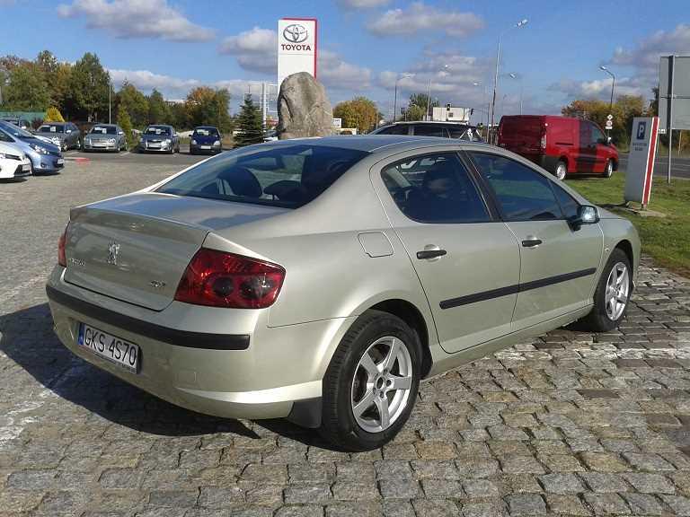 Peugeot 407 1.6 Hdi Usata - Auto - Wickedin