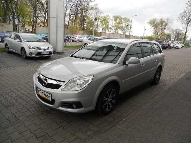 Opel Vectra e Signum 1.9 CDTI