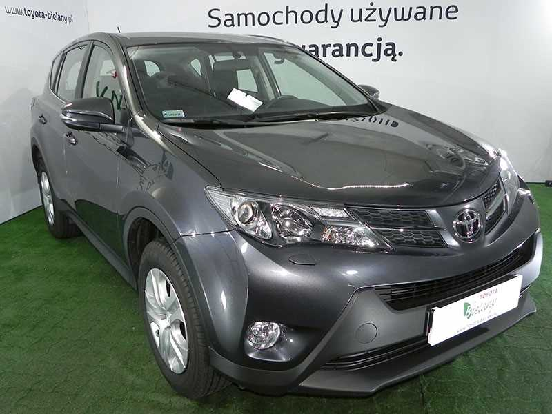 toyota rav4 2 0 vvt i active benzyna 2013 r. Black Bedroom Furniture Sets. Home Design Ideas