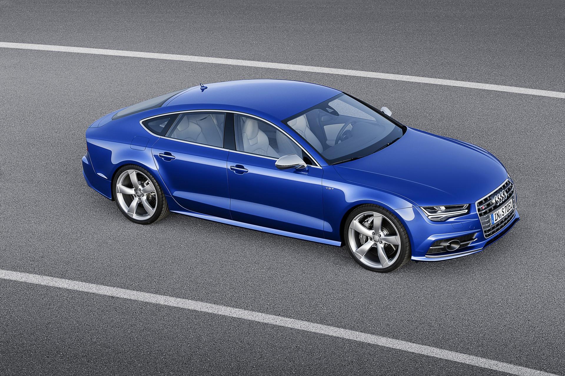 Audi A7 Sportback – stylowe i mocne